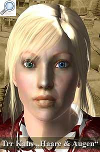 Plugin für Oblivon - Haare und Augen