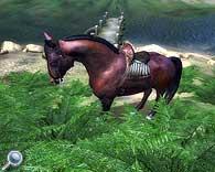 Plugin für Oblivon - Rund ums Pferd - mit befüllbaren Satteltaschen