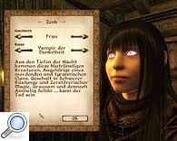 Erweiterung für Oblivion - Zwei neue Vampir-Rassen
