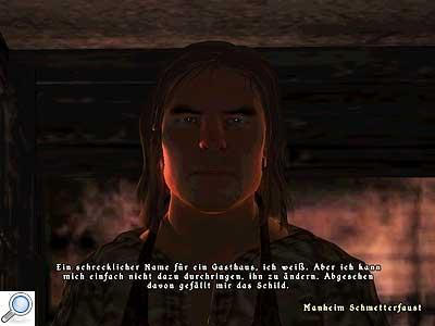 Oblivion Dunkle Bruderschaft - Quest 1: Ein Messer in der Dunkelheit