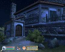 Oblivion, Mit dem Schlüssel gelangst du nun in den Keller des Leuchtturms.
