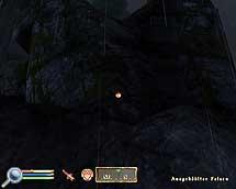 Oblivion, Felsen gefunden