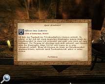 Oblivion, Tagebuch des Totenbeschwörers