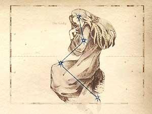 Oblivon Astrologie - Sternzeichen: Die Fürstin