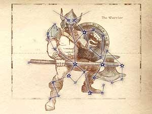 Oblivon Astrologie - Sternzeichen: Der Krieger