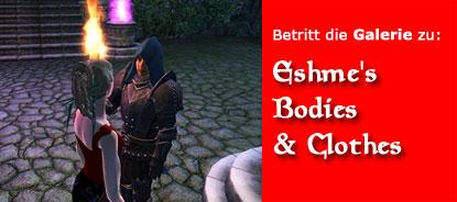 Betritt die Galerie zum Plugin des Monats für The Elder Scrolls IV Oblivion: mit mehr als 750 Screenshots aus dem Spiel.